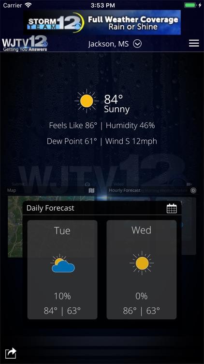 WJTV Weather
