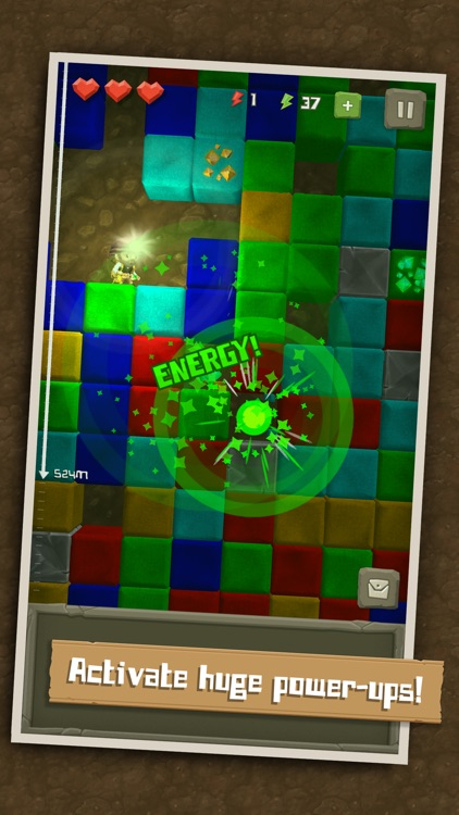 Puzzle to the Center of Earth screenshot-3