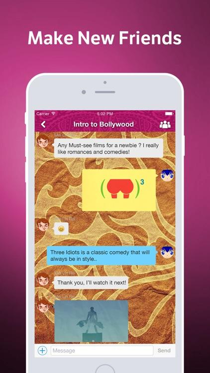 Amino for: Bollywood