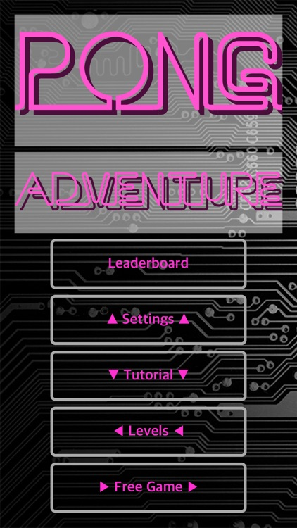 Pong Adventure screenshot-0