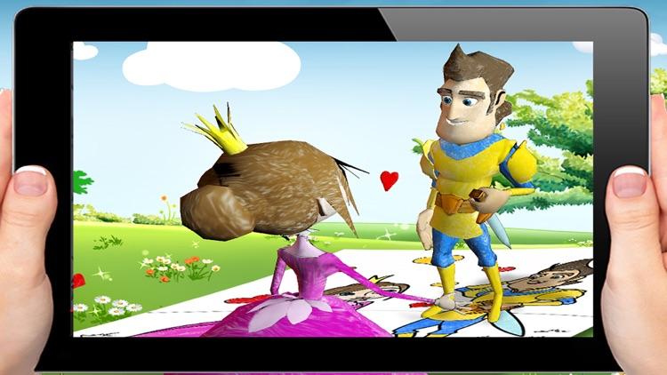 3D Coloring Pages- Kids AR Fun screenshot-3