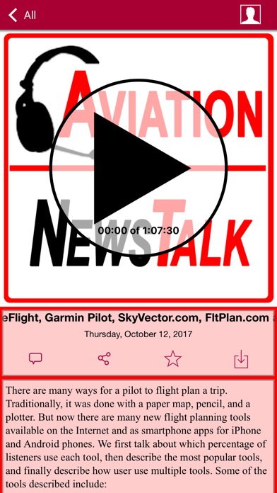 点击获取Aviation News Talk