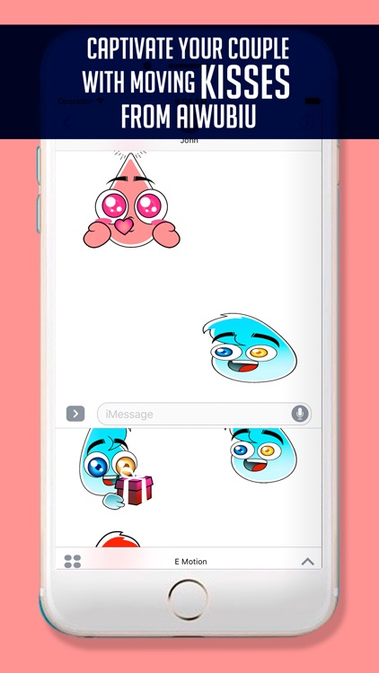 Elements Motion - Great Animated Emoji & Stickers