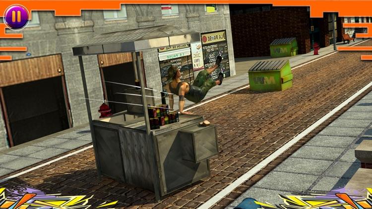 City Parkour Sprint Runner 3D screenshot-3
