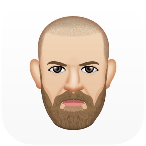 MacMoji ™  by Conor McGregor icon