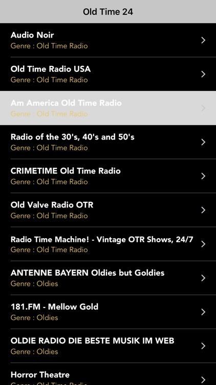 Old Time Radio 24 screenshot-4
