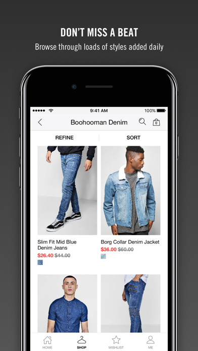 Download boohooMAN – Men's fashion for Pc