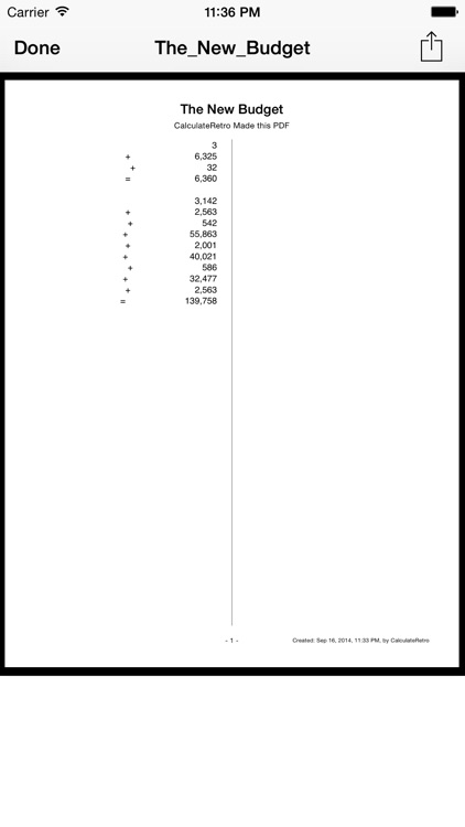 Calculate Lite screenshot-3