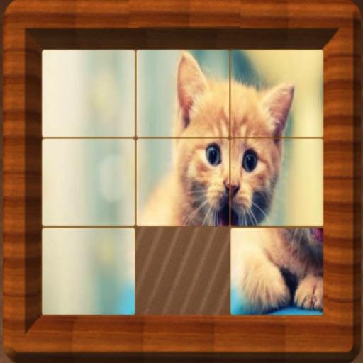 Sliding Puzzle : Slide Puzzles icon