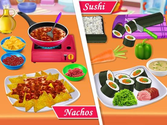 Fast Food - Cooking Game screenshot 8