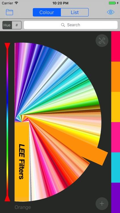 LEE Swatch - Official lighting swatch book screenshot-0