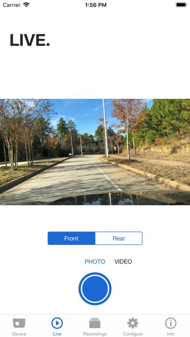 Advanced Car Eye 2.0 screenshot two