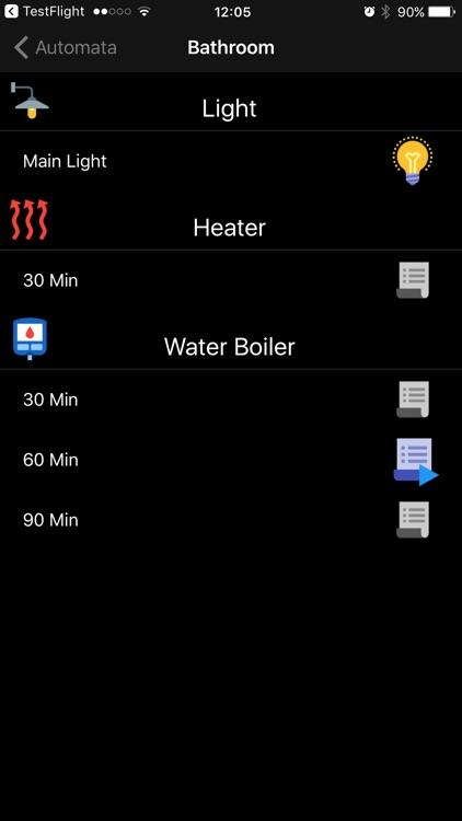 Automata Home Automation screenshot-4