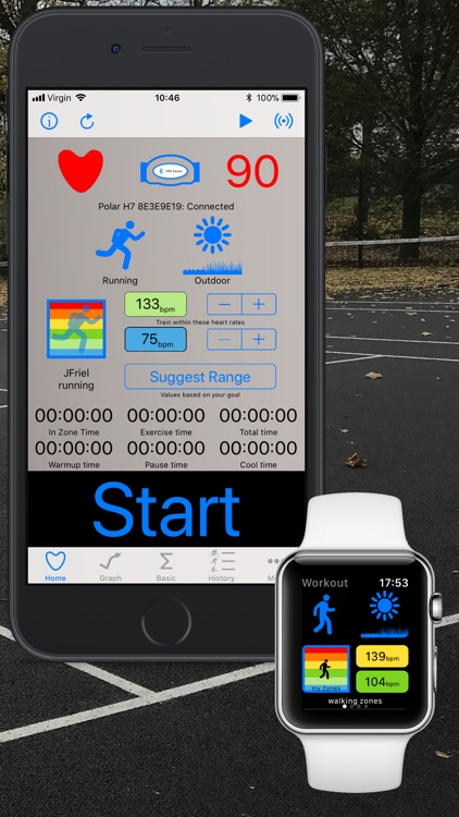 Cardio Workout and Analytics