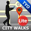 Tokyo Map and Walks
