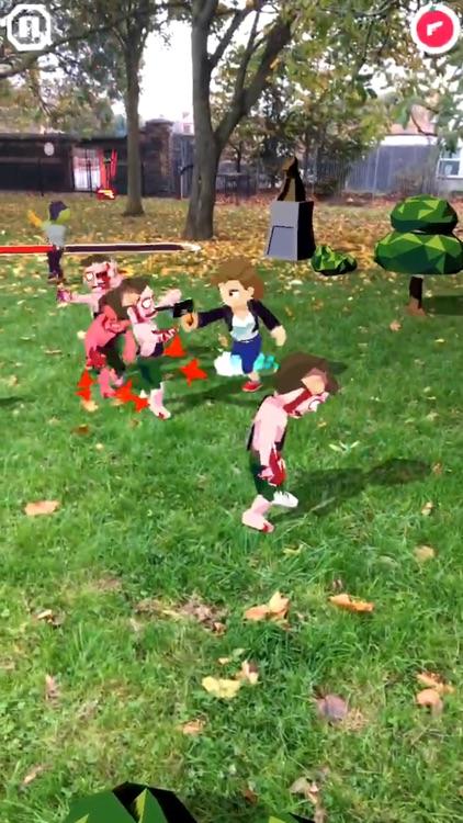zombies! ARgh! screenshot-3