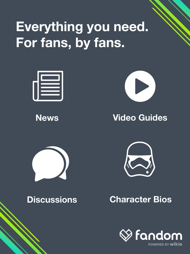 FANDOM for: Star Wars on the App Store