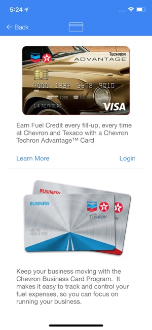Chevron Station Finder On The App Store