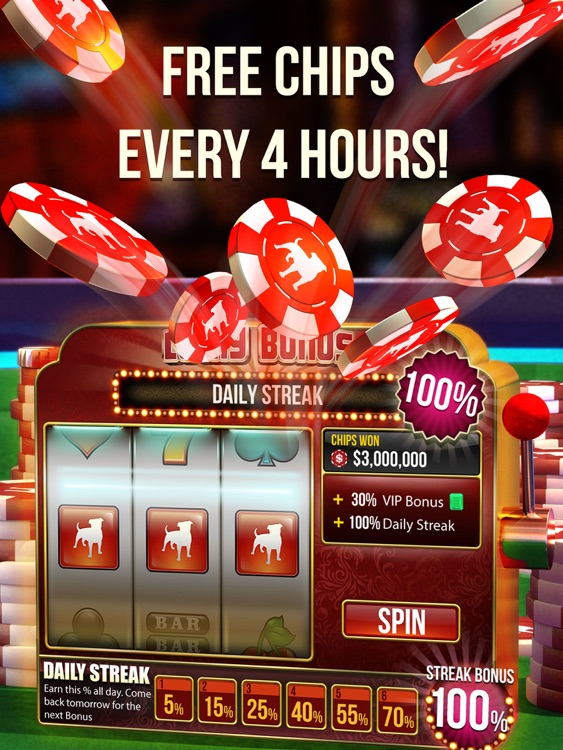Zynga Poker HD: Texas Holdem screenshot-3