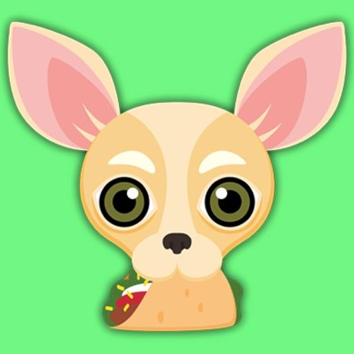 Animated Cream Chihuahua