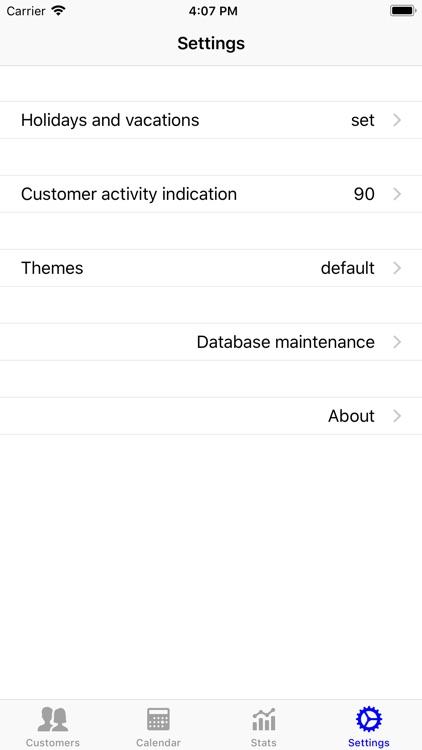 Customer Appointments screenshot-7
