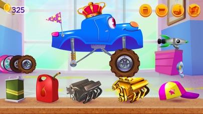 Funny Racing Cars -おもしろレーシングカーのスクリーンショット4