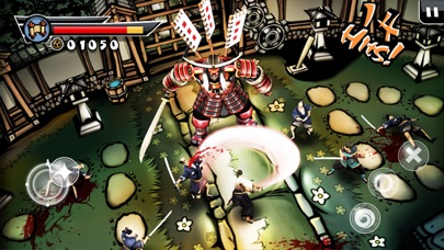 Screenshot for Samurai 2: Vengeance in Viet Nam App Store