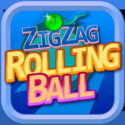 ZigZag Rolling Ball