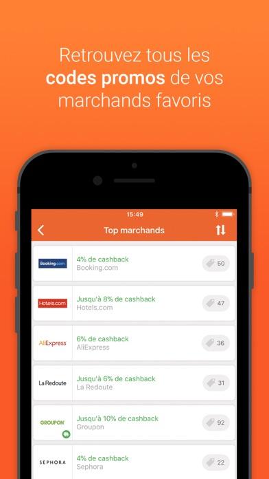 download iGraal Cashback & codes promo apps 0