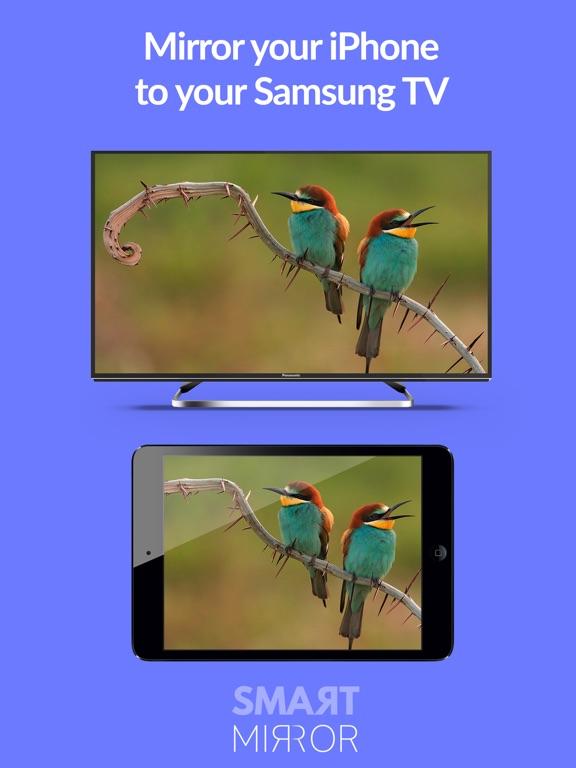 Smart Mirror - Samsung TV Cast screenshot 4
