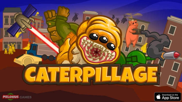 Caterpillage screenshot-0