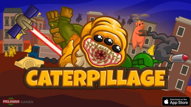 Caterpillage screenshot-0