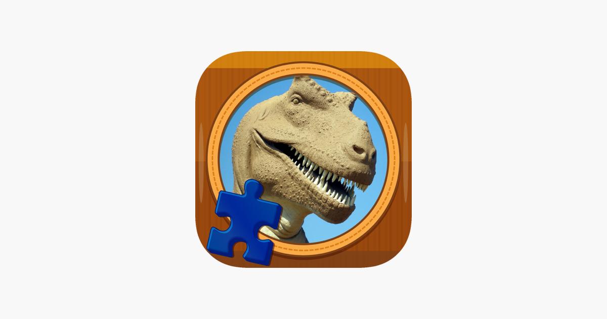 Dinazor Bulmaca Oyunları App Storeda