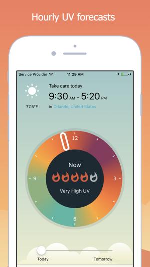 97ab8175dbc UVLens - UV Index on the App Store