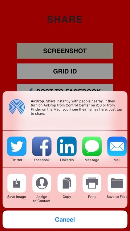 Concentration Grid screenshot-6