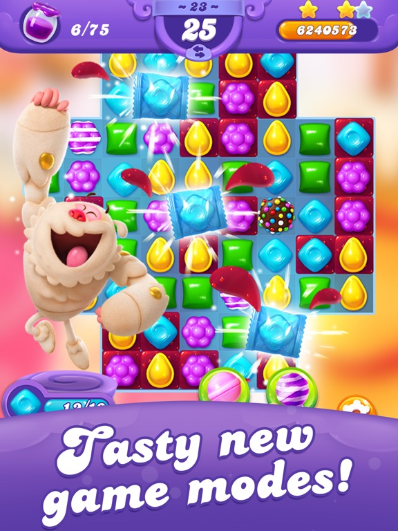 Candy Crush Friends Saga Screenshots