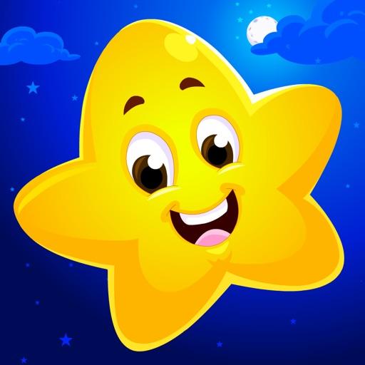 KidloLand: Kids Nursery Rhymes application logo