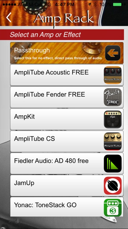 Amp Rack screenshot-3