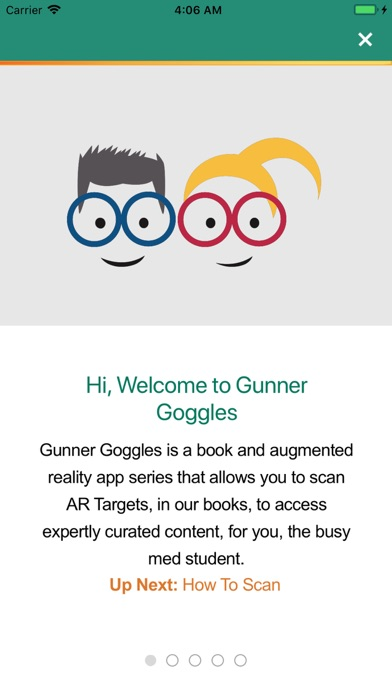 Gunner Goggles Pediatrics screenshot 1