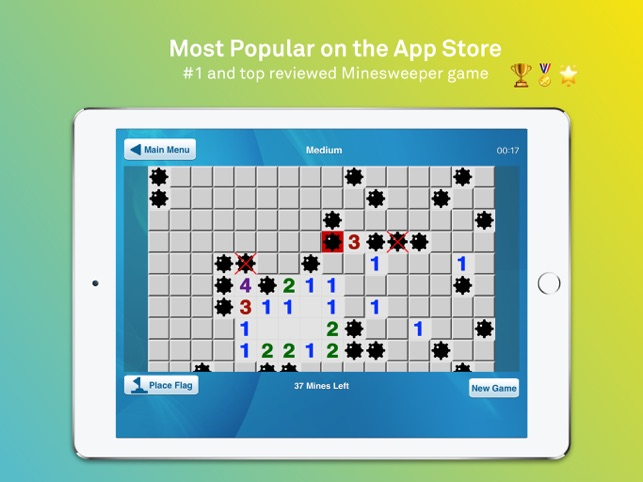 Minesweeper! on the App Store