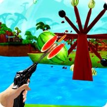 Watermelon Shooting Expert 3D