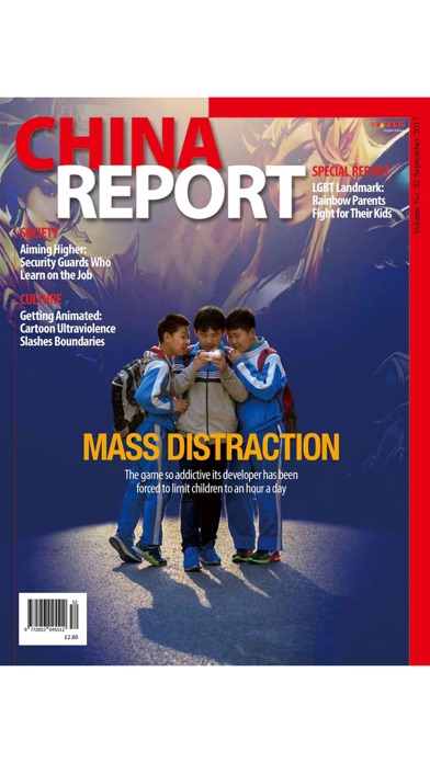 download China Report – The monthly news magazine briefing the world and charting China's social trends, rise and impact apps 1