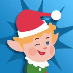 Elf Door Christmas Clicker!