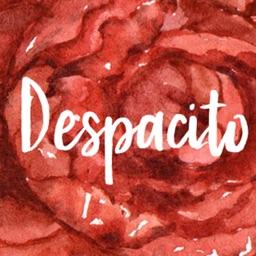 Despacito Spanish Love Stickers