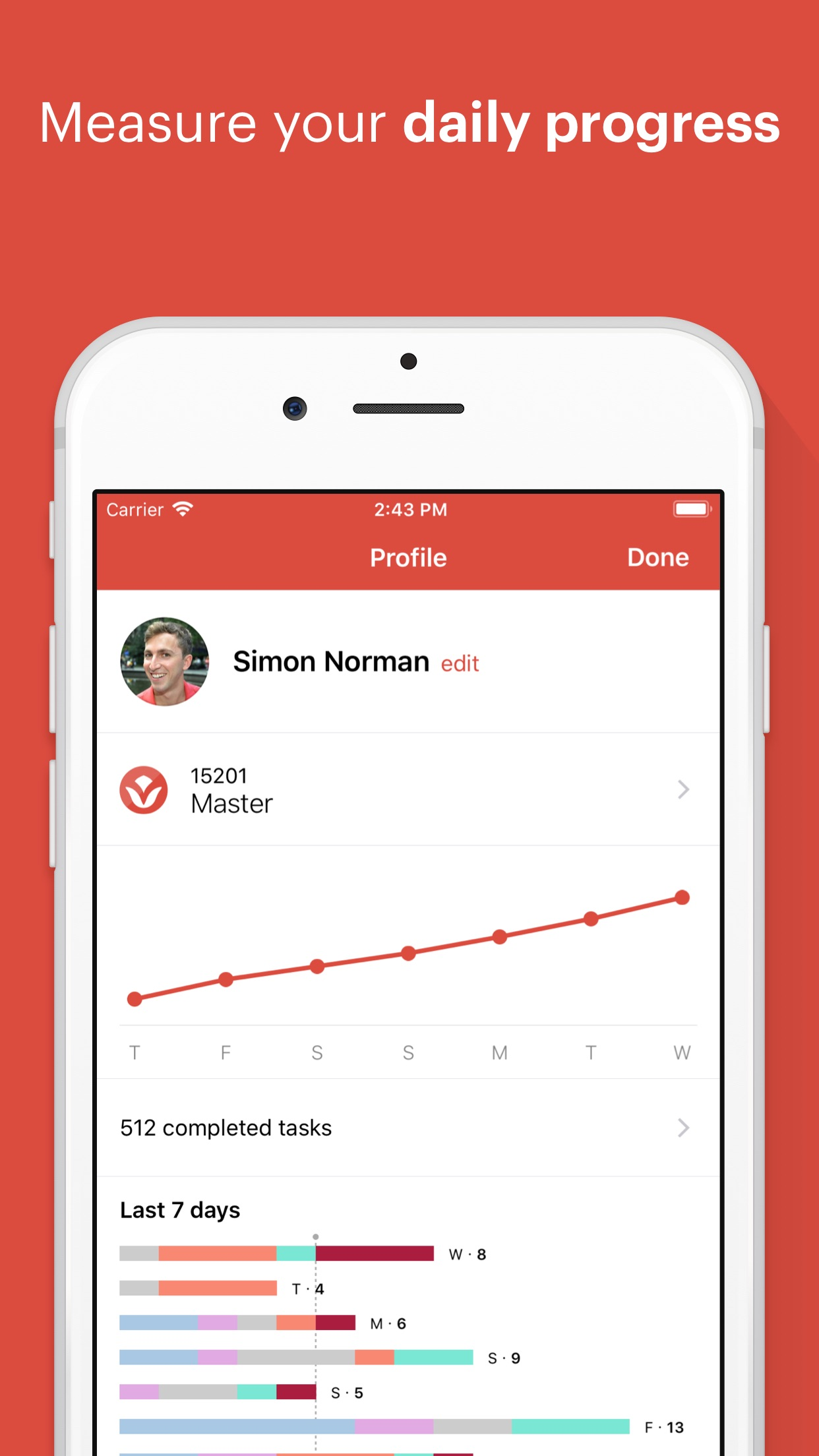 Todoist: Organize your life Screenshot