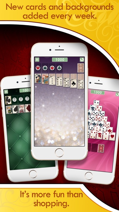 Screenshot for Solitaire Deluxe® 2 in Israel App Store