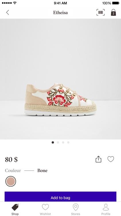 ALDO Shoes screenshot-4