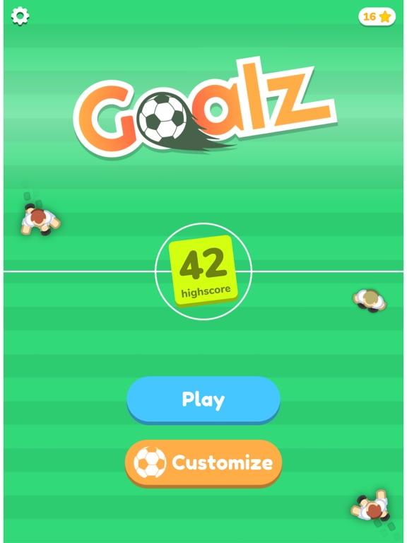 Goalz . screenshot 10