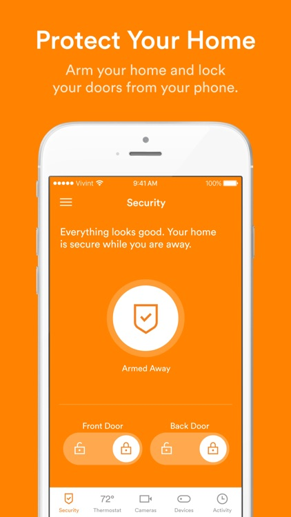 Vivint Smart Home screenshot-0