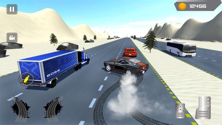 Car Drifting لعبة سيارات هجوله